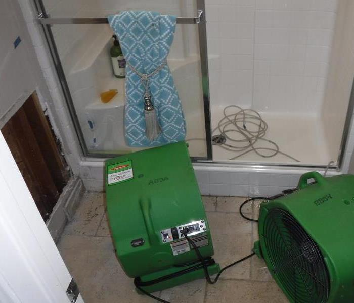Water Damage in Azusa, CA After