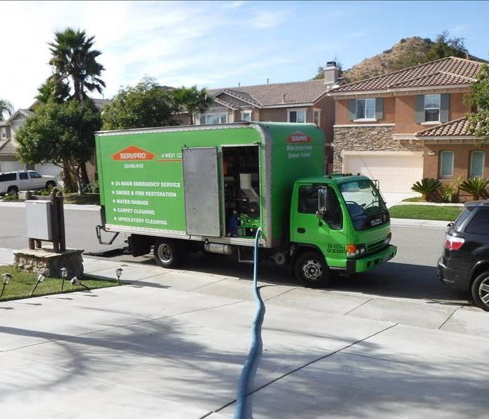 SERVPRO West Covina working in our Socal Community