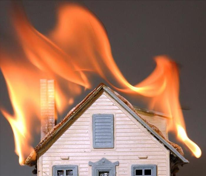 Fire Damage After a Fire – What To Do