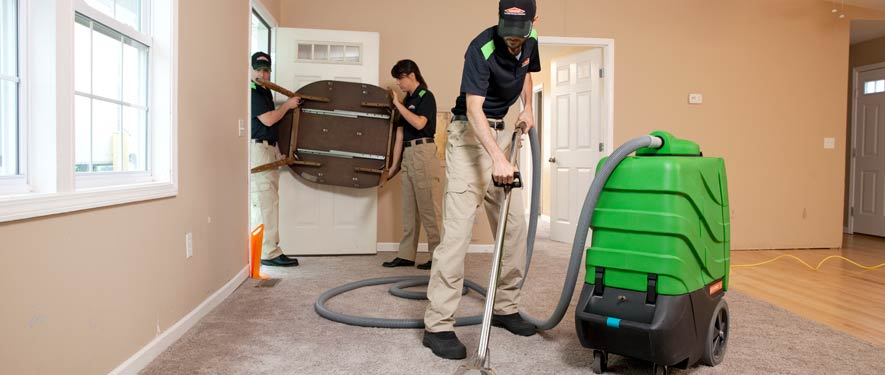 West Covina, CA residential restoration cleaning